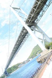 関門大橋の写真・画像素材[1033227]