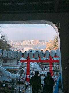 江ノ島観光の写真・画像素材[1092506]
