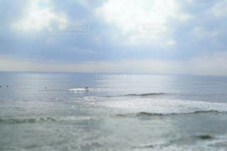 江ノ島の海の写真・画像素材[1092980]