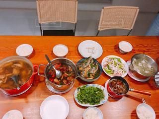 台湾の家庭料理の写真・画像素材[1033529]