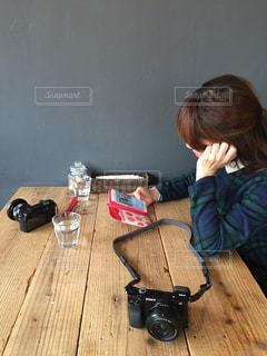 女性の写真・画像素材[310910]