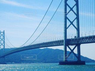 明石海峡大橋の写真・画像素材[1034057]