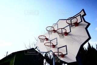 バスケの写真・画像素材[1047676]