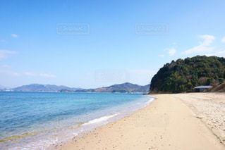 砂浜の写真・画像素材[1050499]