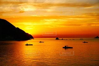 夕日の写真・画像素材[1086845]
