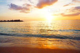 夕日の写真・画像素材[1403240]