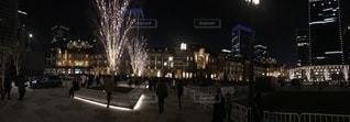 東京駅の写真・画像素材[1035397]