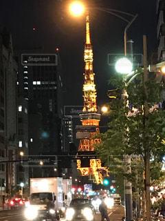 東京タワーの写真・画像素材[1036840]