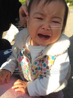 赤ちゃんの泣き顔 - No.1035199