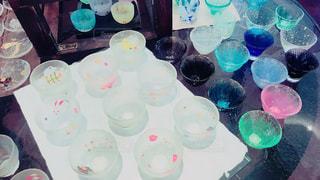 カラフルなガラスたち - No.1083417
