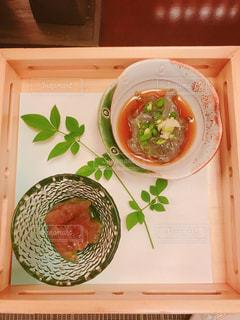 高級料理の前菜の写真・画像素材[1208409]