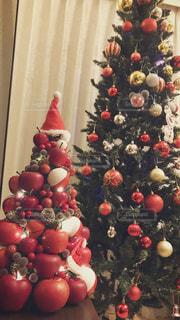 クリスマスツリーの写真・画像素材[1596064]