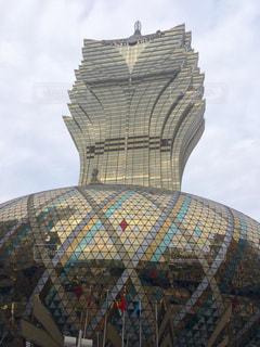 大きな建物の写真・画像素材[1039375]