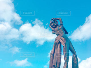 恋人岬の像 - No.1035911
