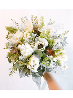 花束の写真・画像素材[1069278]
