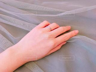 結婚指輪の写真・画像素材[1085018]