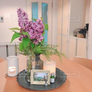 ライラックの花の写真・画像素材[2146862]