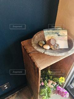 カフェの一角の写真・画像素材[1224230]