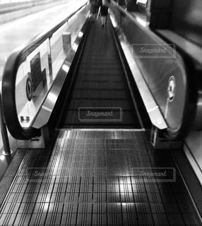 歩く歩道の写真・画像素材[1371912]