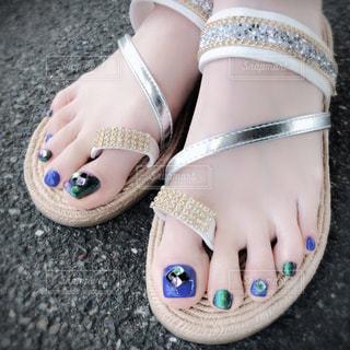 selfie★bijou sandals - No.1194796