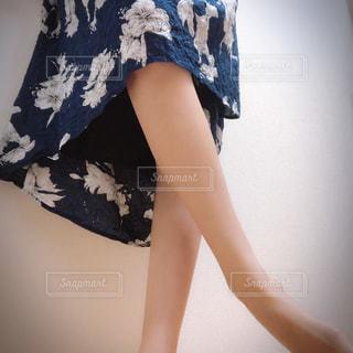 Selfie★Maxi Skirtの写真・画像素材[1391532]