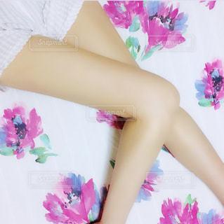 Selfie★Bed Roomの写真・画像素材[2382451]