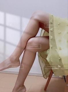 Selfie★Summer dressの写真・画像素材[3456327]