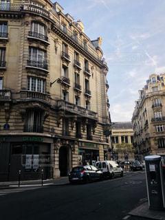 フランス パリの街並みの写真・画像素材[1463766]