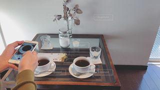 カフェの写真・画像素材[999938]