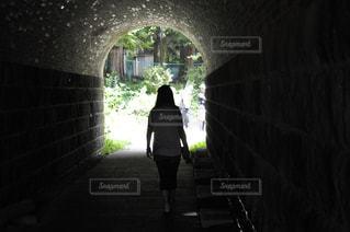 その先にある未来の写真・画像素材[1035918]