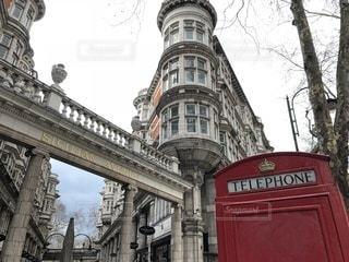 ロンドンの街並みの写真・画像素材[1036060]