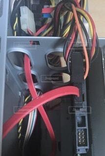 デスクトップパソコンの中身の写真・画像素材[4884359]