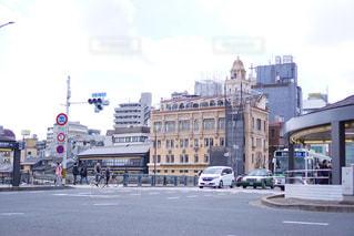 京都の街の写真・画像素材[1037919]