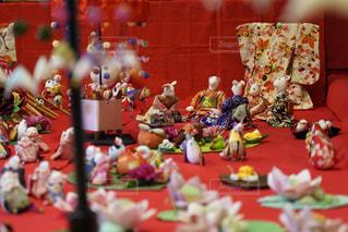阿知須雛もん祭りの写真・画像素材[1780799]