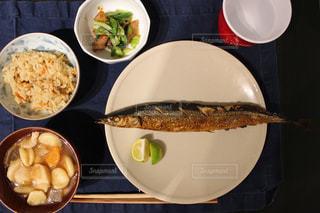 秋刀魚の写真・画像素材[1037312]