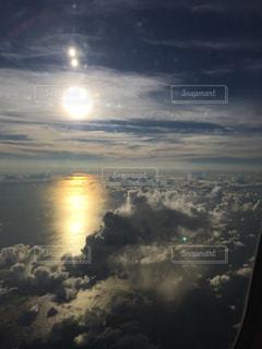 陽の導きの写真・画像素材[1041486]