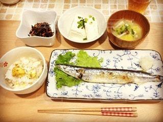 今日の夕食の写真・画像素材[2830771]