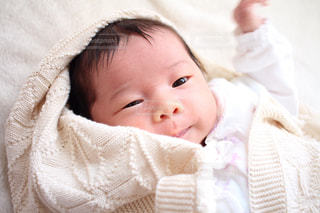 赤ちゃんの写真・画像素材[1043162]