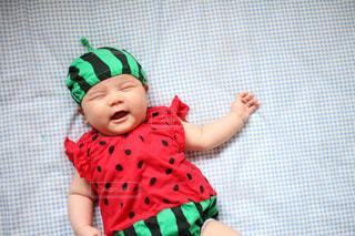 赤ちゃんの写真・画像素材[1067921]