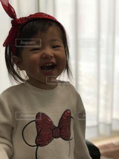笑顔の写真・画像素材[1039088]