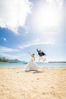 ハワイ*ウエディングフォト♡の写真・画像素材[3306233]