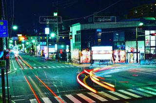夜景の写真・画像素材[1042508]