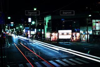 夜景の写真・画像素材[1042521]