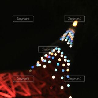 東京タワーライトアップの写真・画像素材[1047672]