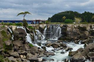 曽木の滝の写真・画像素材[1132012]