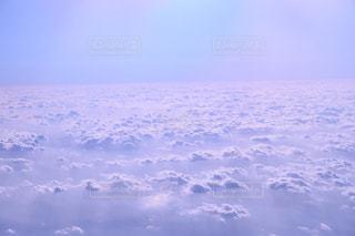 雲の上の世界の写真・画像素材[1215773]