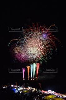 花火の写真・画像素材[1597611]