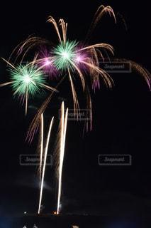 花火の写真・画像素材[1597618]
