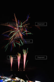花火の写真・画像素材[1597619]