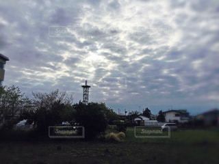 電波塔の写真・画像素材[1127791]